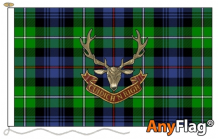 SEAFORTH HIGHLANDERS ANYFLAG RANGE - VARIOUS SIZES